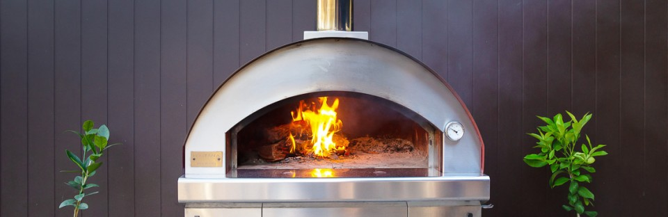 Your very own woodfired pizza oven